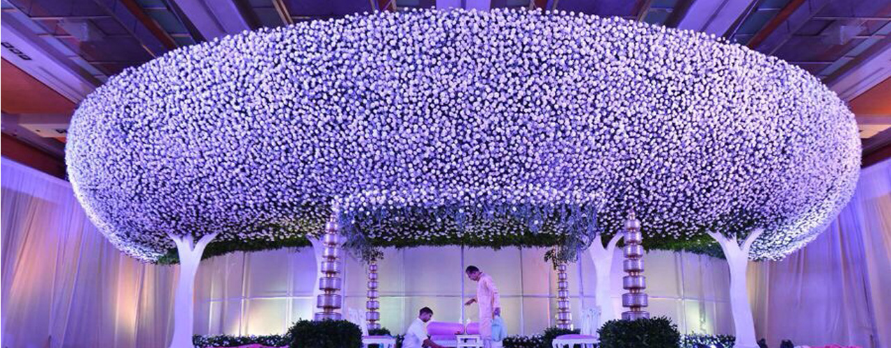 . decoration ideas for wedding